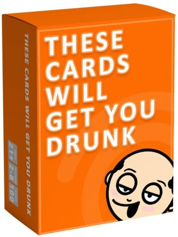 These Cards Will Get You Drun