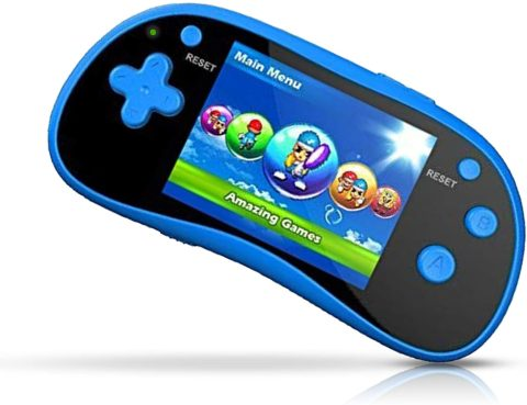 IQ Toys Handheld Arcade Game Zone Player Console