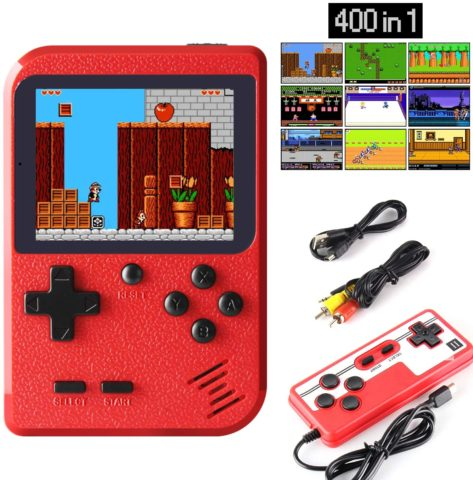 JAMSWALL Handheld Game Console