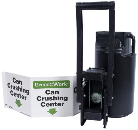 Zing Green Products ZING 7008 Industrial Can Crusher