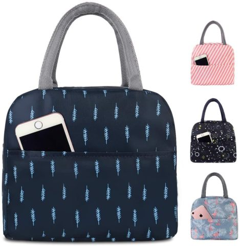 Buringer Reusable Insulated Lunch Bag