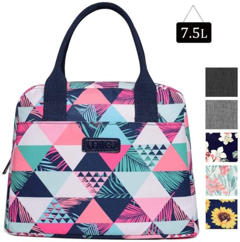 DIIG Lunch Bag for Women