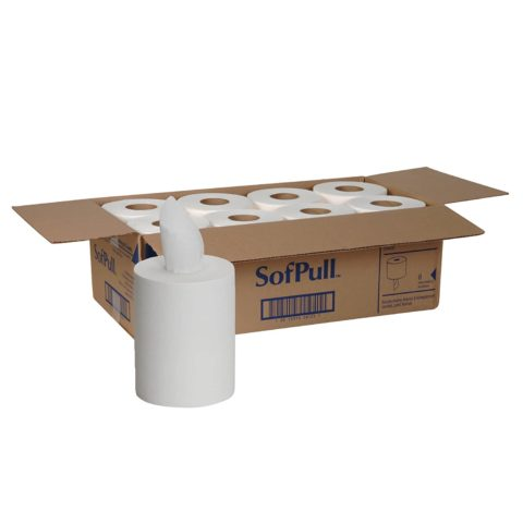 Georgia-Pacific SofPull Centerpull Junior Capacity Paper Towel