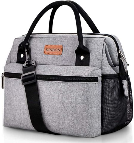 KINBON Lunch Bag Insulated Lunch Box