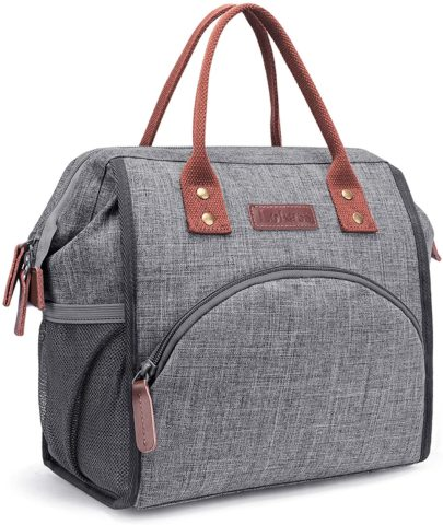 LOKASS Lunch Bag Insulated Lunch Box