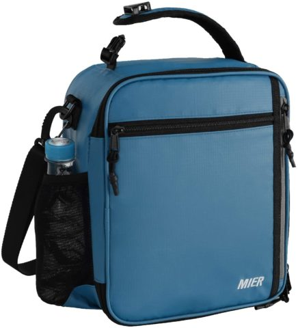 MIER Insulated Lunch Box Bag