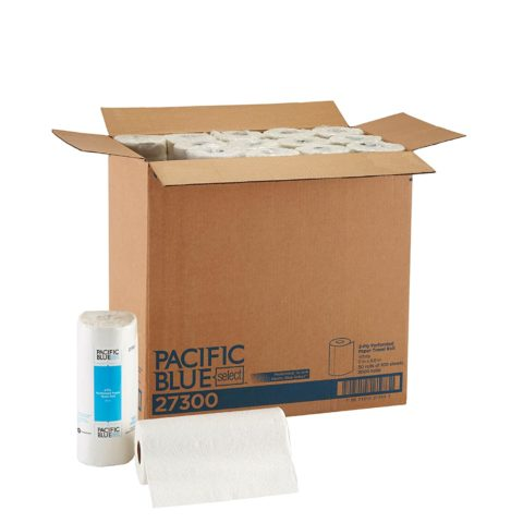 Pacific Blue Select 2-Ply Perforated Roll Paper Towels