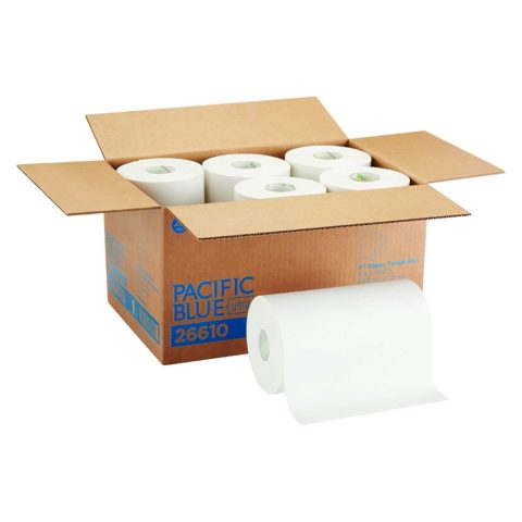 """Pacific Blue Ultra 9"""" Paper Towel Roll"""