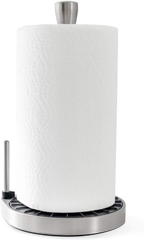 Umbra Spin Click N Paper Towel Holder Stand