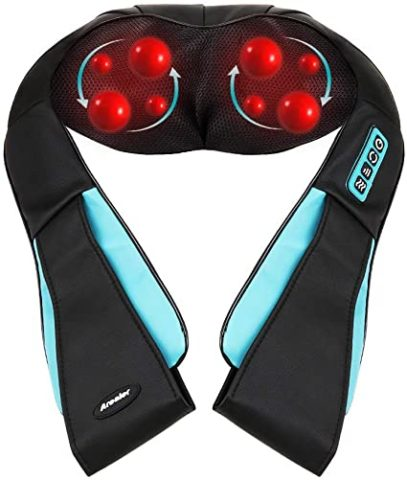 Arealer Neck Massager with Heat