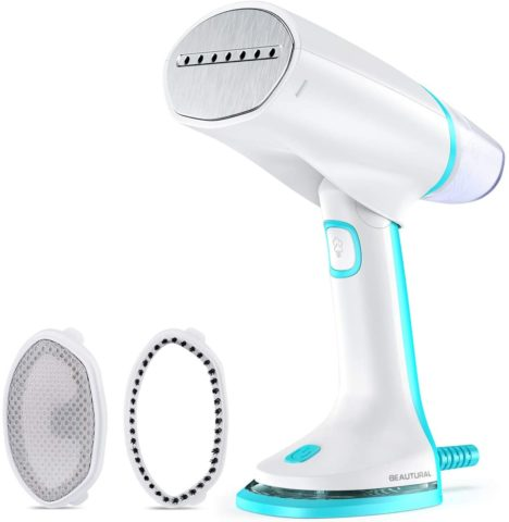 BEAUTURAL Dual Voltage Travel Steamer