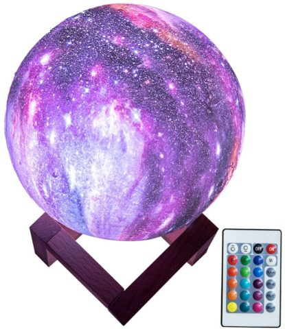 BRIGHTWORLD Moon Lamp