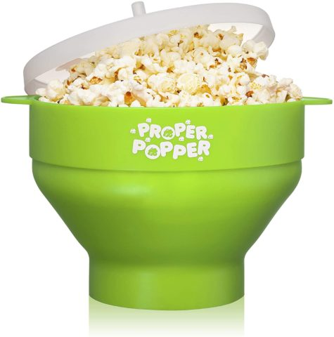 The Original Proper Popper Microwave Popcorn Popper