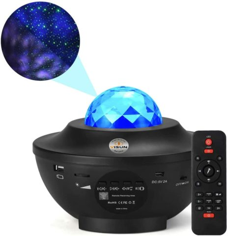 YISUN Star Projector Night Light