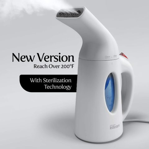 iSteam Steamer for Clothes